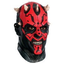 Latex Star Wars Darth Maul Mask