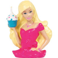 Barbie Candle 2 3/4in