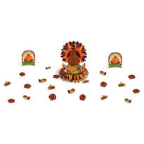 Thanksgiving Centerpiece Kit 23pc