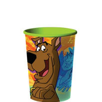 Where Are You Scooby-Doo Favor Cup