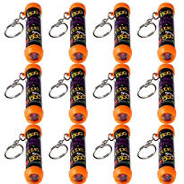 Halloween Kaleidoscope Keychain 12ct
