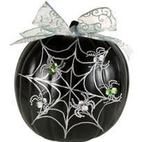 Jewel Spider Pumpkin Decorating Kit