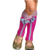 Girls Winx Flora Leg Covers
