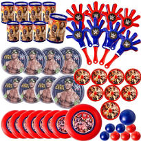 WWE Favor Pack 48pc