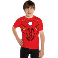 Child Iron Man T-Shirt