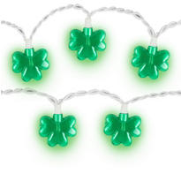 Shamrocks Lights 10ct