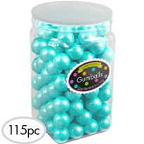Robin Egg Blue Gumballs 34oz