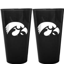 Iowa Hawkeyes Pint Cups 2ct