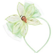 Princess Tiana Bow Headband Deluxe