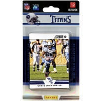 Tennessee Titans Team Cards