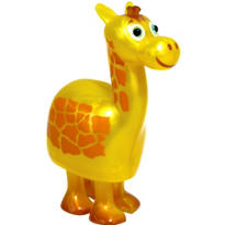 George the Giraffe Windup Toy