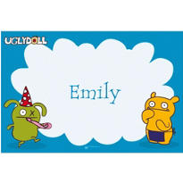 Uglydoll Custom Thank You Note