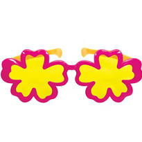 Giant Hibiscus Sunglasses