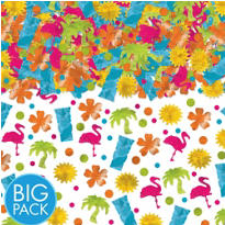 Tropical Tiki Confetti