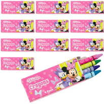 Minnie Mouse Crayons 48ct