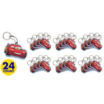 Cars Keychains 24ct