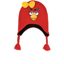 Girl Angry Birds Peruvian Hat