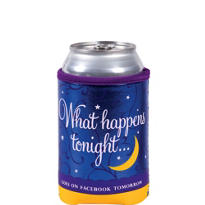 What Happens Tonight Beverage Hugger