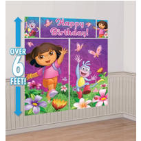 Dora the Explorer Scene Setter
