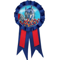 Transformers Award Ribbon