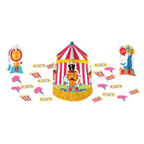 Fisher-Price 1st Birthday Circus Table Decorating Kit 23pc