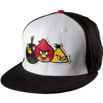 Child Angry Birds Trio Baseball Hat