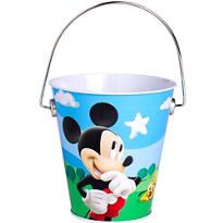 Mickey Mouse Metal Pail