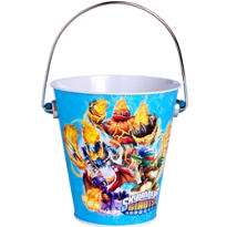 Skylanders Giants Metal Pail