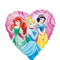 Foil Garden Disney Princess Balloon 18in