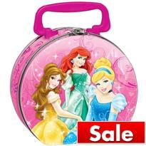 Disney Princess Tin Box