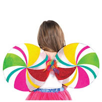 Lollipop Fairy Wings