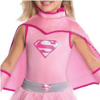 Child Supergirl Leotard - Superman