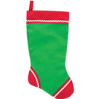Country Christmas Stocking