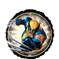 Foil Wolverine Balloon 18in