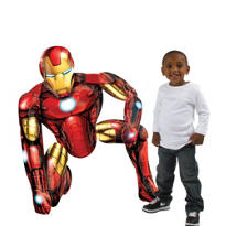 Giant Gliding Iron Man Balloon 46in