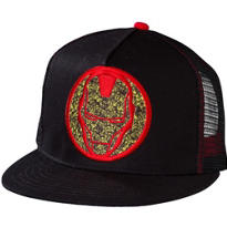 Iron Man Trucker Hat
