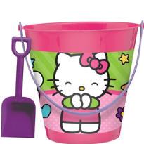 Hello Kitty Pail with Shovel