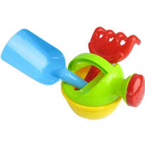 Watering Can Beach Toy Set 3pc