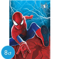 Amazing Spider-Man Favor Bags 8ct