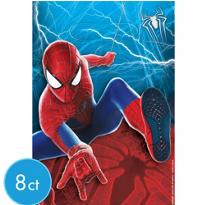 Amazing Spider-Man Favor Bags 8ct