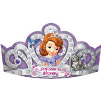 Sofia the First Tiaras 8ct