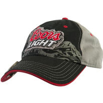 Bottle Opener Coors Light Baseball Hat