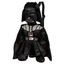 Darth Vader Plush Backpack - Star Wars