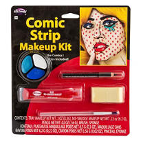 Comic Strip Makeup Kit 5pc