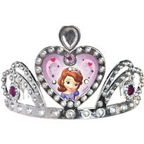 Sofia the First Silver Tiara