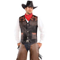 Cowboy Vest Deluxe