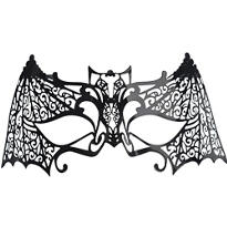 Filigree Bat Mask