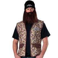 Adult Jase Accessory Kit - Duck Dynasty