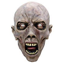 Screaming Zombie Mask - World War Z
