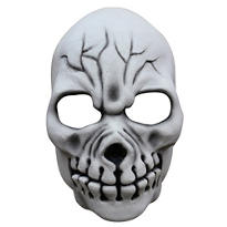 Cracked Skull Mask